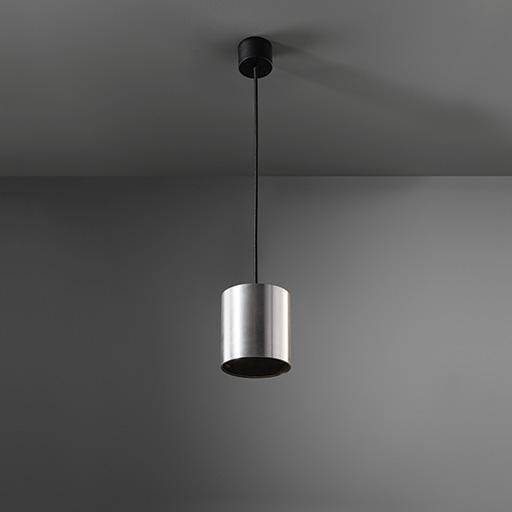 Modular Lighting Smart Tubed Suspension 115 LED dali GI MO 13141324 Gebürstet aluminium