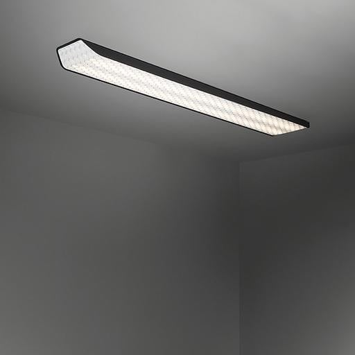 Modular Lighting Vaeder LED GI MO 14080229 Blanc structuré / Noir